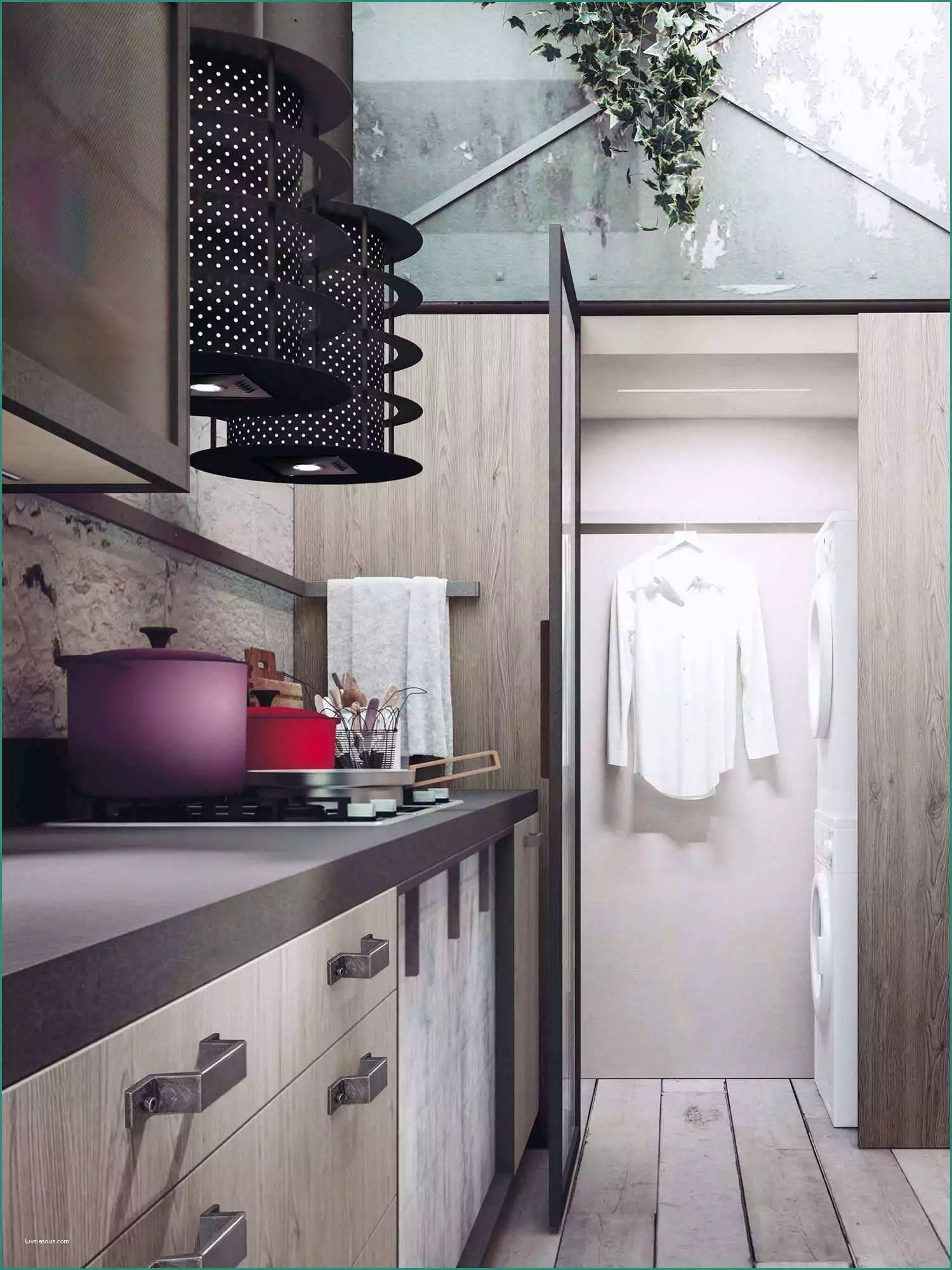 Cucine Moderne Con Isola E Dispensa | Cucina Classica Componibile ...