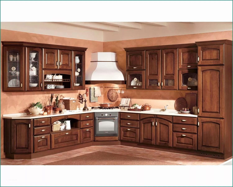 Cucine Rustiche Legno Massello
