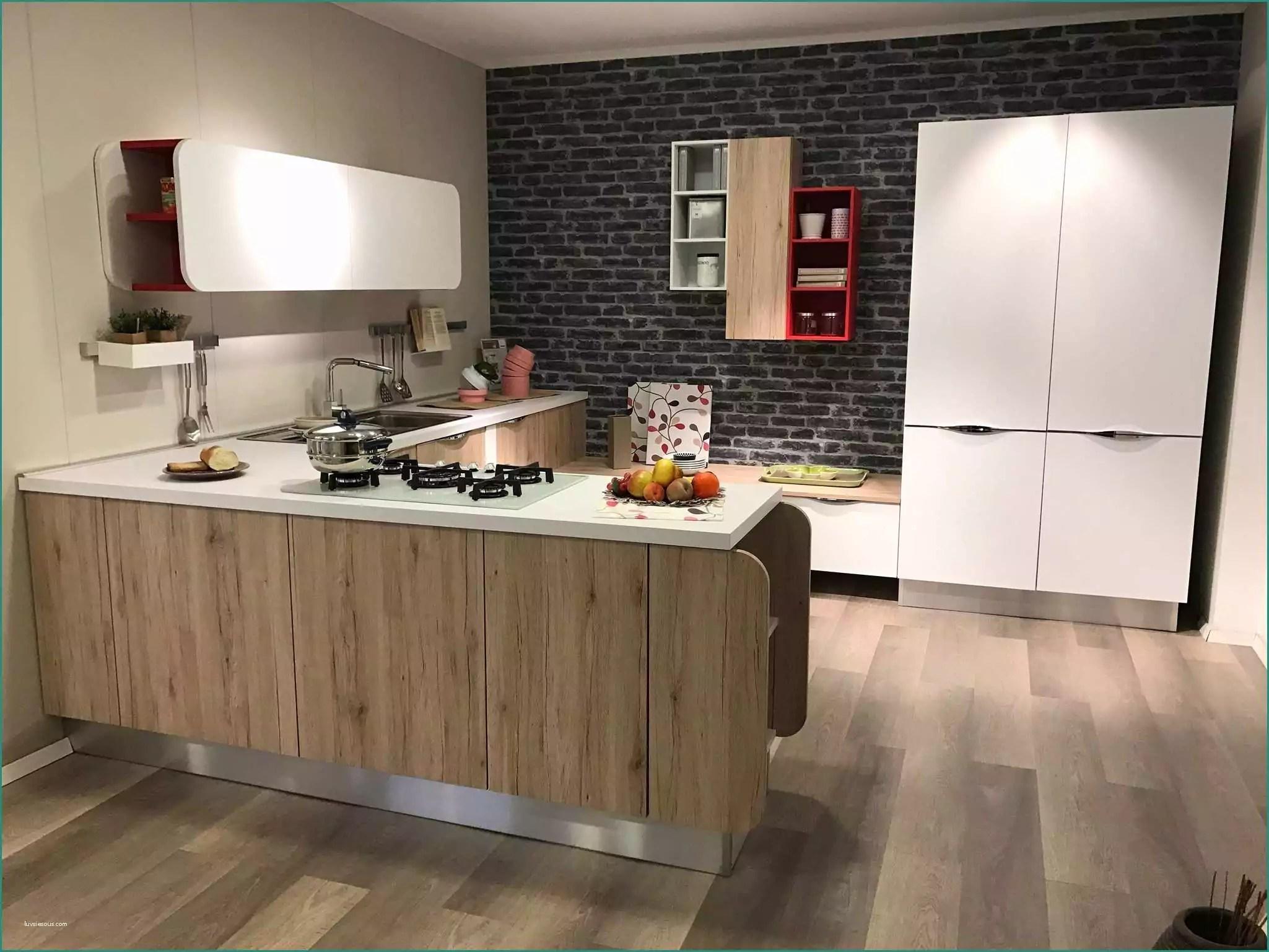 Cucina Lube Reggio Emilia | Cucina Effeti Offerta