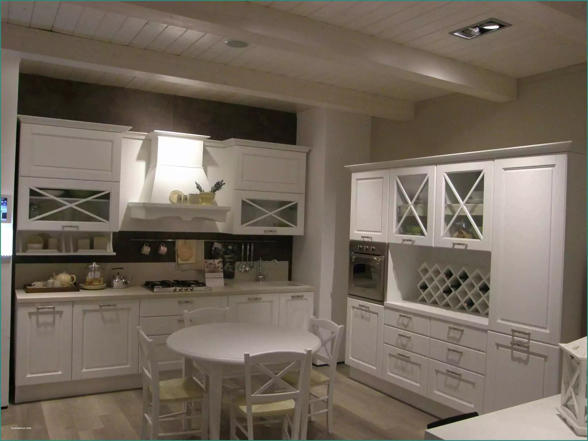 Cucine Ad Angolo Per Mansarde   Cucine Ad Angolo Moderne Piano Di ...
