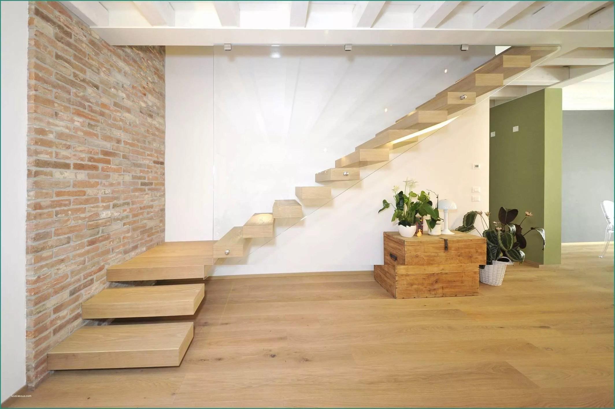 Idee scale per interni eccezionale scale in cemento armato per