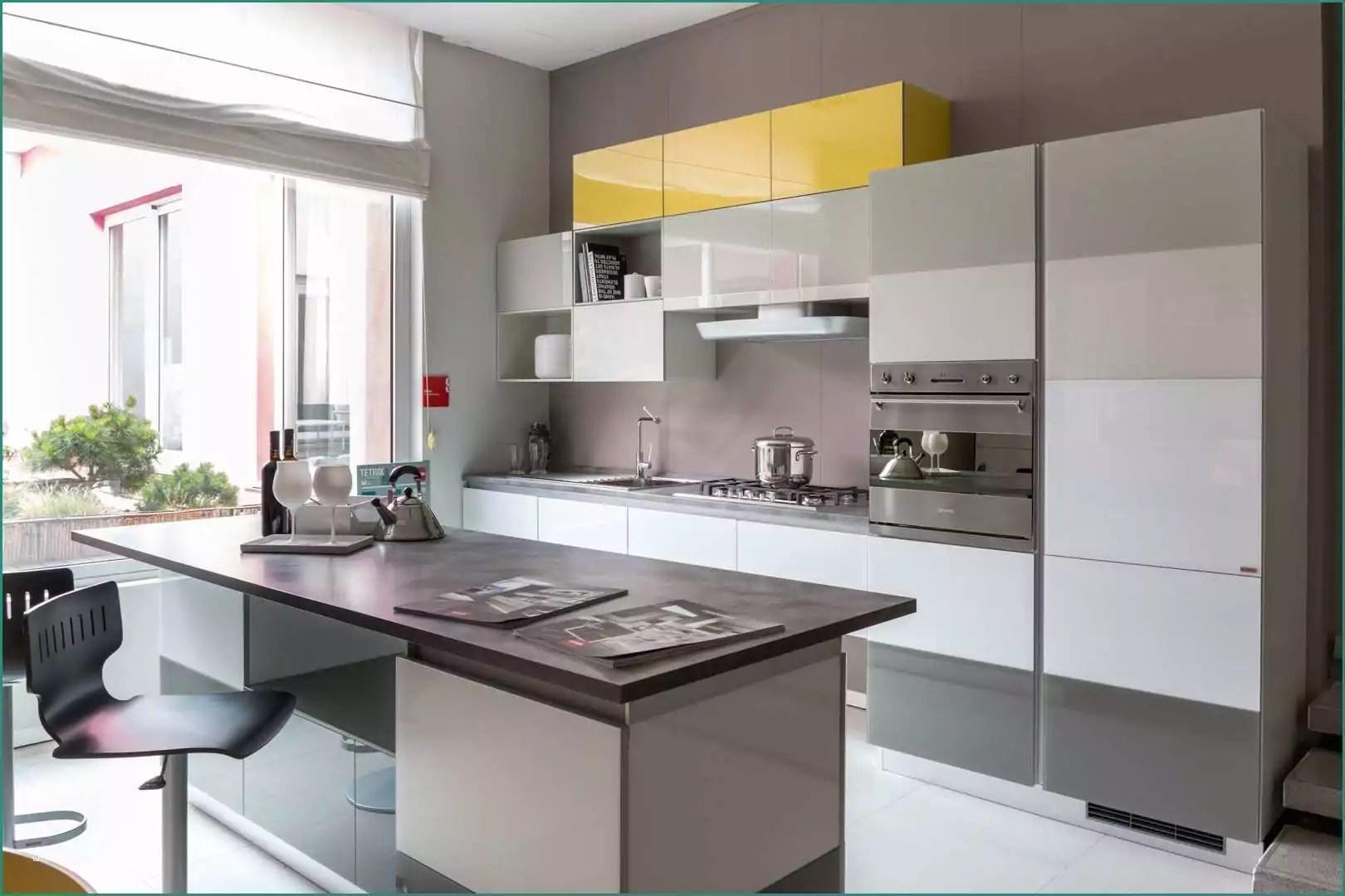 Cucina Scavolini Scenery Misure   Cucine Moderne Arredamenti ...