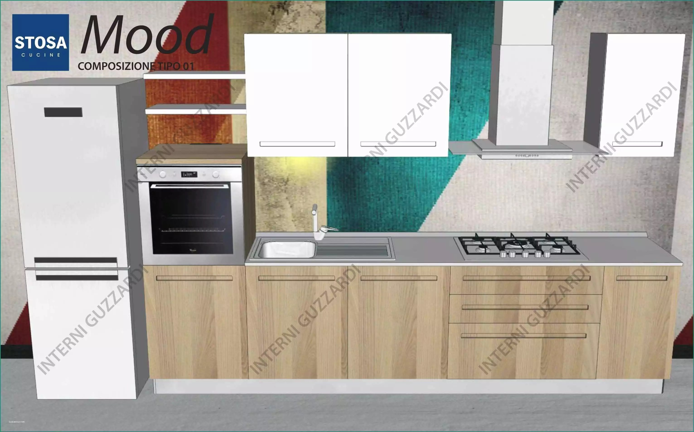 Cucina Stosa Diamante