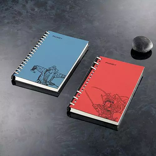 Diary Notebook Leather Recycle Diy Binder Diary
