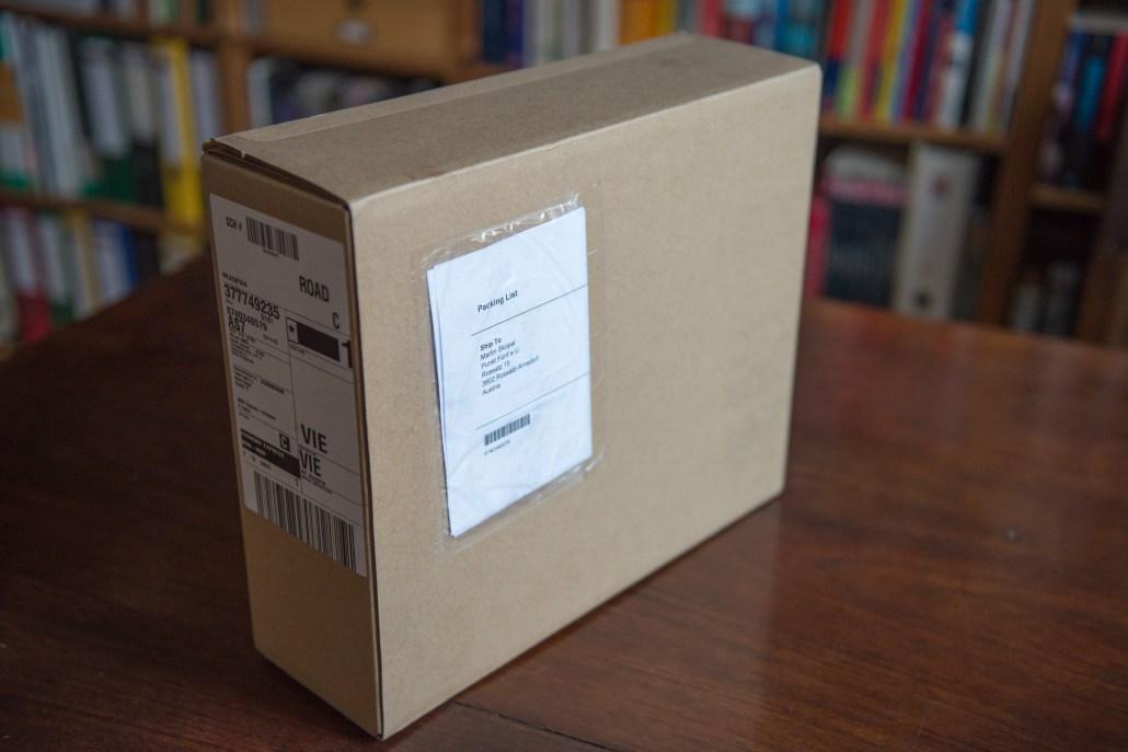 Paket iPad Pro © Martin Skopal