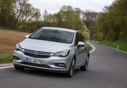 Opel Astra BiTurbo CDTI - PUNTA TACÓN TV