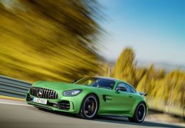 Mercedes-AMG GT R - PUNTA TACÓN TV