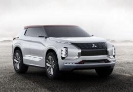 Mitsubishi GT-PHEV Concept CG frente - PUNTA TACÓN TV