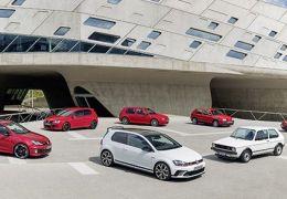 Siete generaciones Volkswagen Golf GTI - PUNTA TACÓN TV