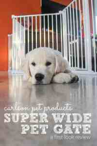 Carlson Pet Gate Latch - The Best Gate At Home