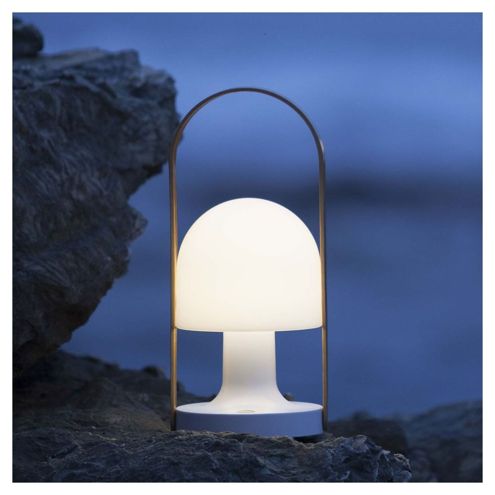 Lampe Led Table Exterieur Follow Me Rechargeable Wireless Lamp
