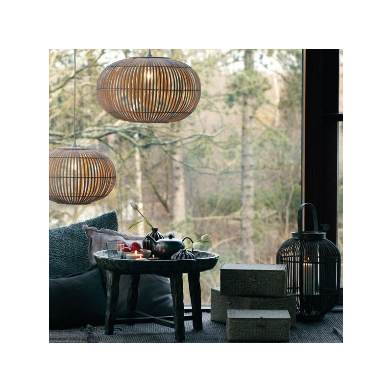Tapis De Bambou Suspension Bambou - Suspension En Bois Zep Broste Copenhagen