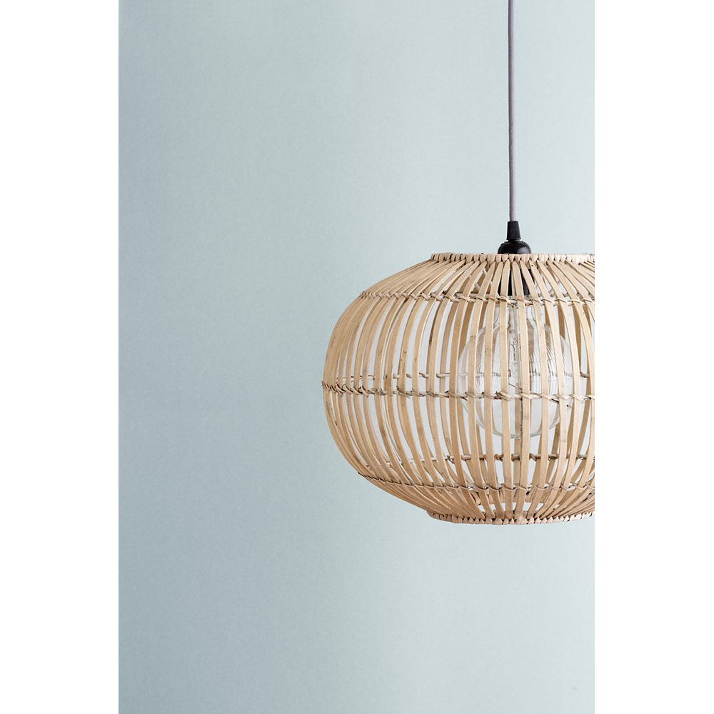 Tréteaux Deco Suspension Bambou - Suspension En Bois Zep Broste Copenhagen