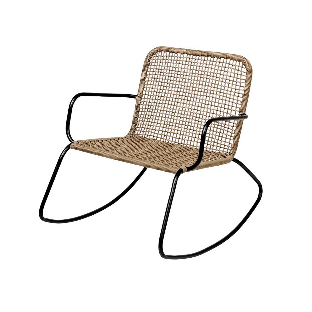 Fauteuil Bascule Exterieur Rocking Chair Outdoor Bloomingville