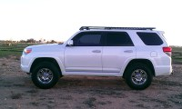 Roof Racks & Acc. : Pure 4Runner Accessories, Parts and ...