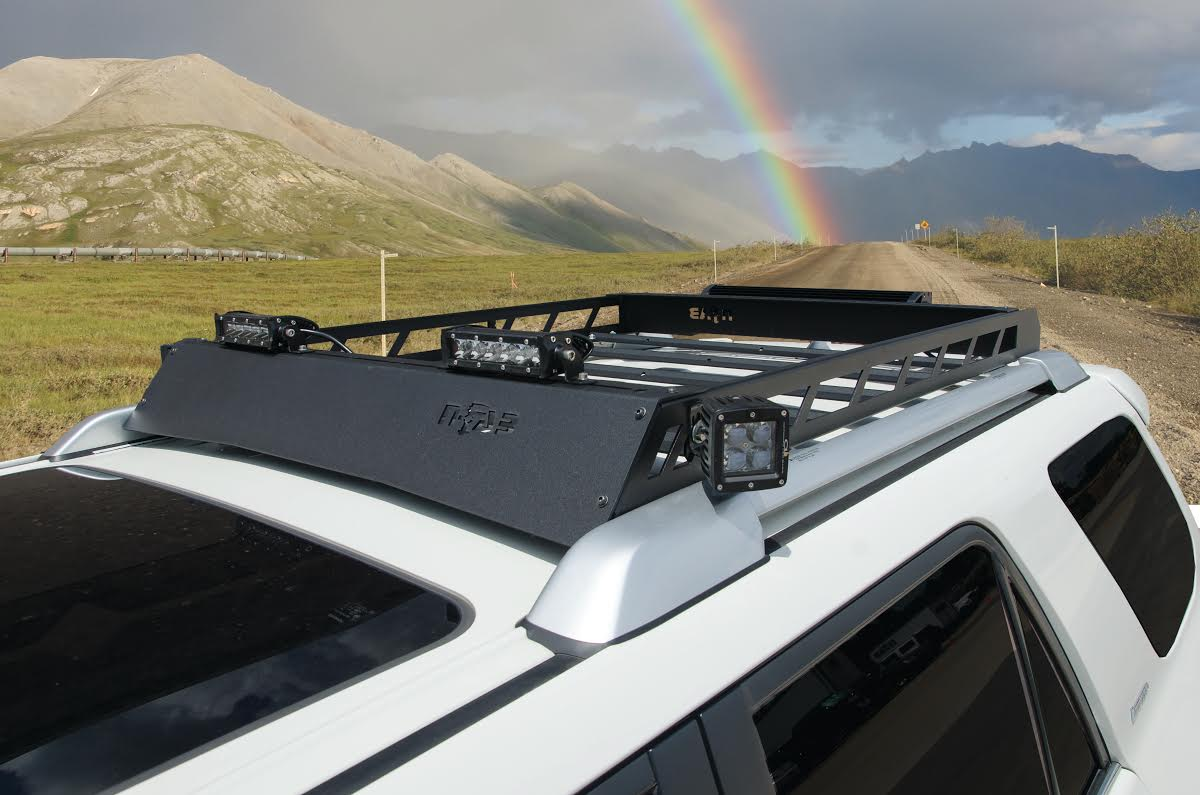 Roof Racks Acc Pure 4runner Accessories Parts And