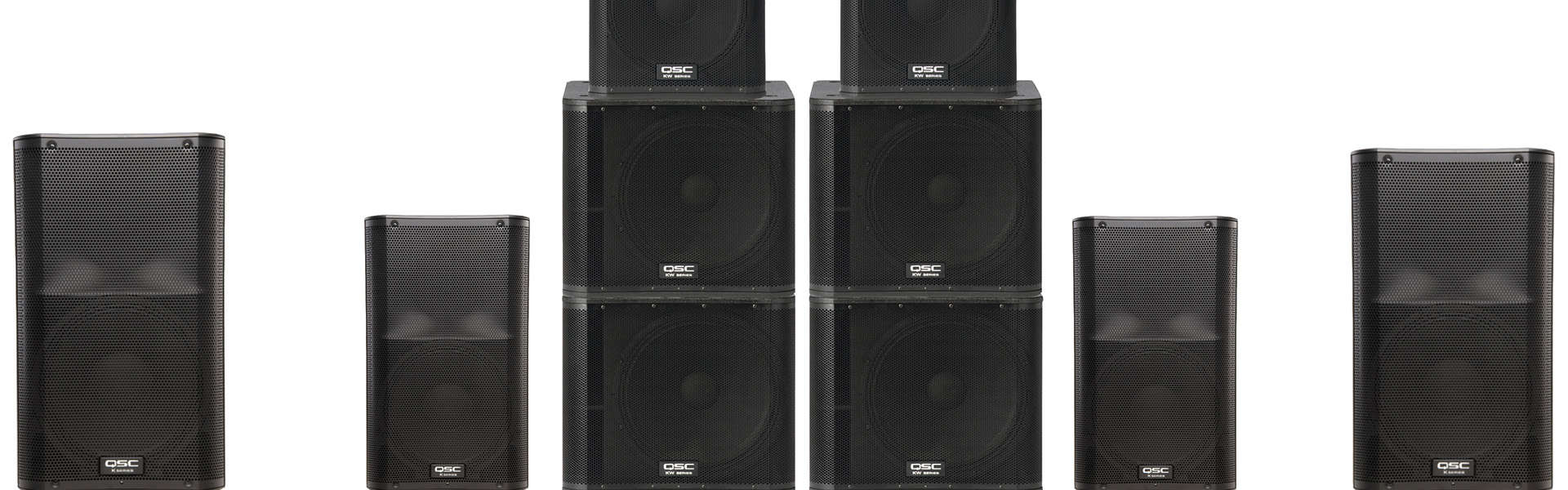 Speaker Equipment Speaker Rental Toronto Packages Pure Av