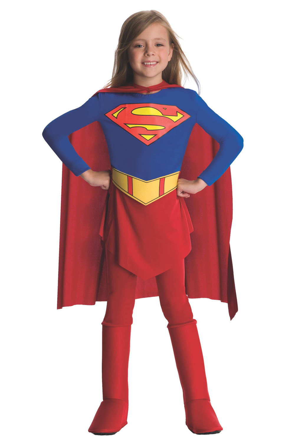 Gespenst Kostüm Supergirl Toddler/child Costume - Purecostumes.com