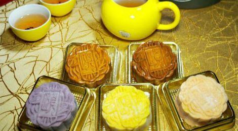 Mid Autumn Mooncake Delicacies @ EASTIN HOTEL Petaling Jaya