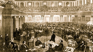 May 26 – In 1868, the Senate impeachment trial of President Andrew Johnson…