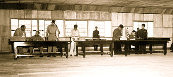 July 27 –  In 1953, the Korean War armistice was signed at Panmunjom…