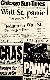 October 19 – In 1987, the stock market crashed as the Dow Jones Industrial Average plunged…
