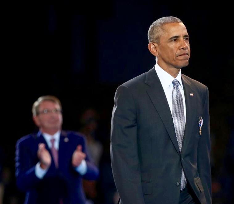 Obama Farewell Speech Live Stream