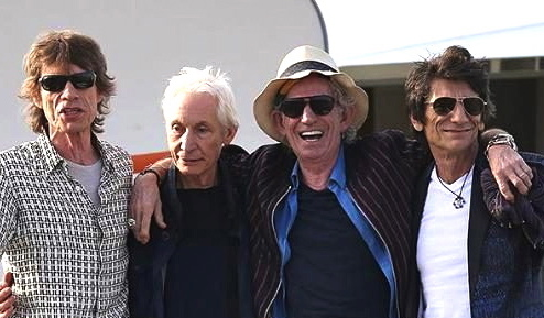 Rolling Stones give free concert in Cuba
