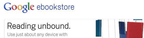 Google-eBookstore