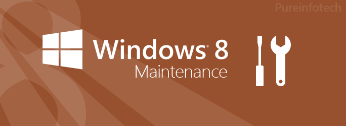 Maintenance Windows 8
