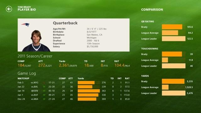 sports microsoft app