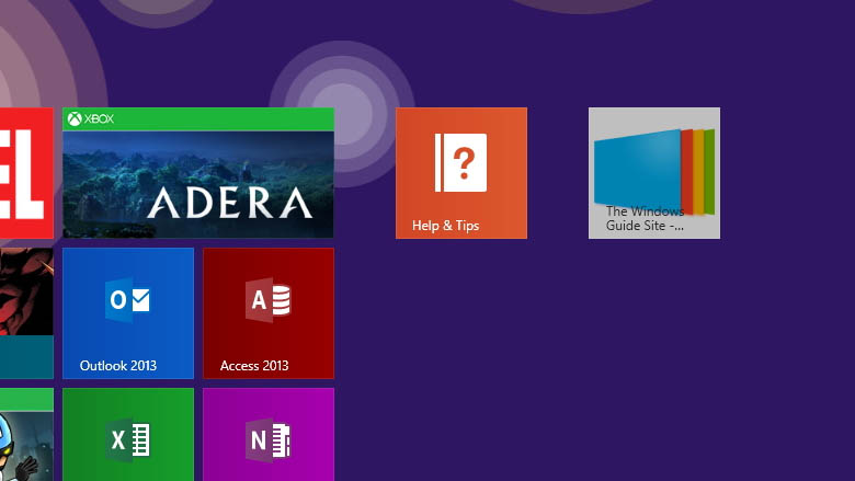 Follow these steps to add website shortcut to Start on Windows 8.1