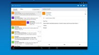 New Outlook app for iOS and
