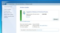 Upgrading Windows 7 to Windows 10