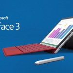 Surface 3 powered by Intel's Atom CPU and running Windows 8.1