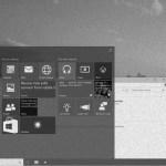 Windows 10 build 10074 on Tech Recap