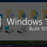 Windows 10 build 10125 video tour
