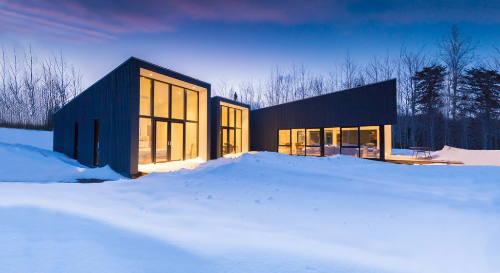 Dit Luxe Lake House In Canada Is Perfect In Ieder Opzicht - Huizen In Canada