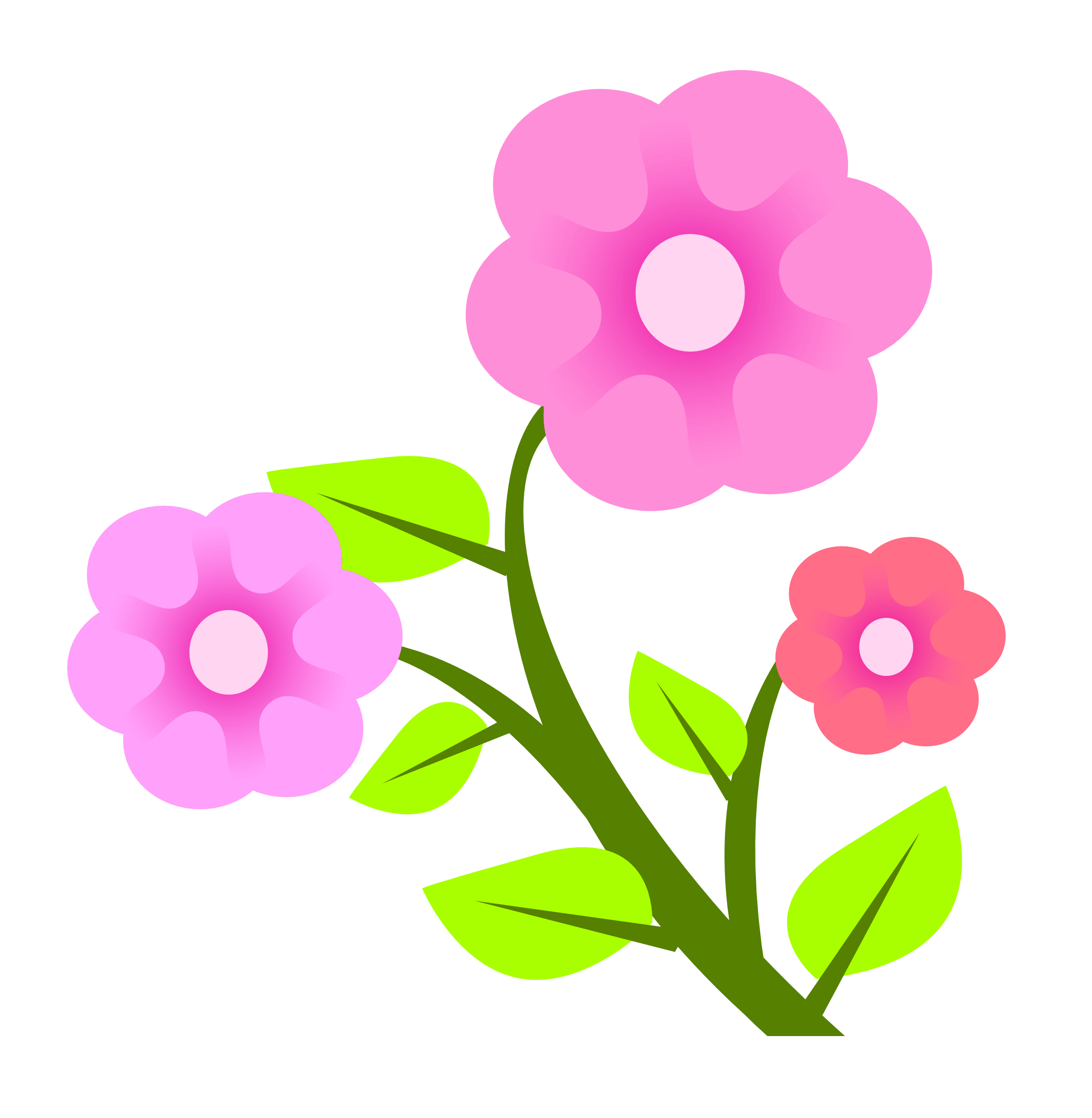 Cute Red Color Wallpaper Flower Vector Png Image Purepng Free Transparent Cc0