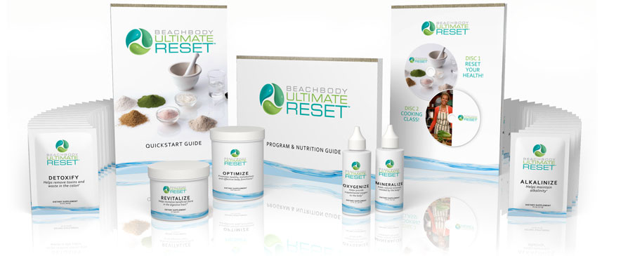 Advocare 24 Day Challenge vs Beachbody Ultimate Reset PureSafeDiet - 24 day challenge guide