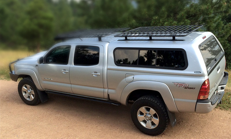 Roof Racks Acc Pure Tacoma Accessories Parts And