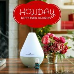 Holiday Diffuser Recipes