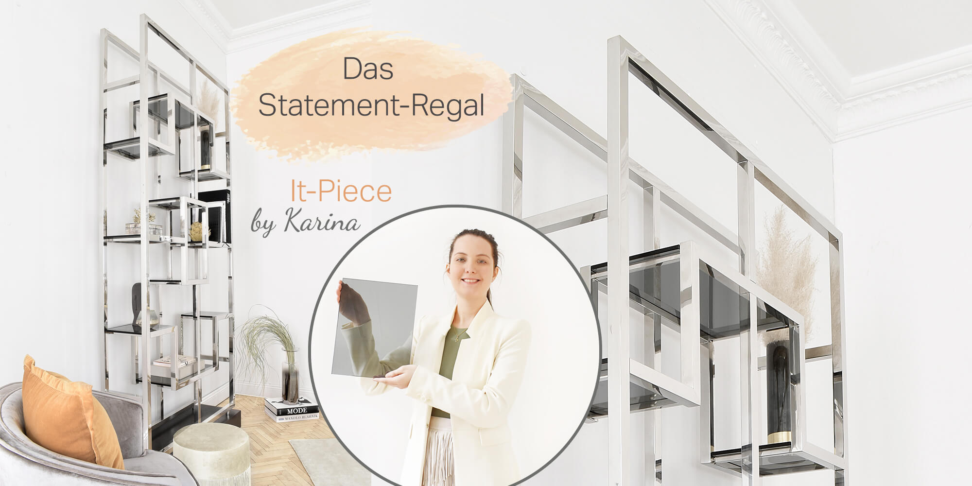 It Piece Das Statement Regal Instashop