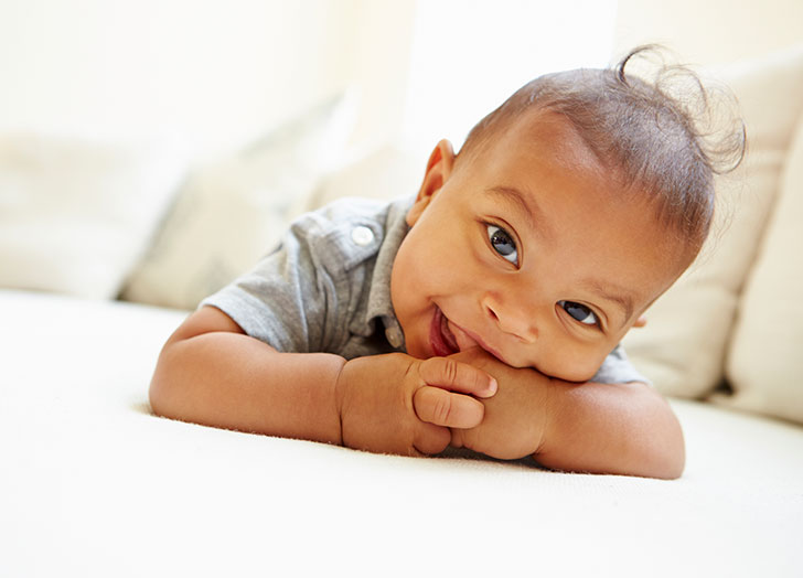 How To Do Tummy Time With Your Baby Purewow