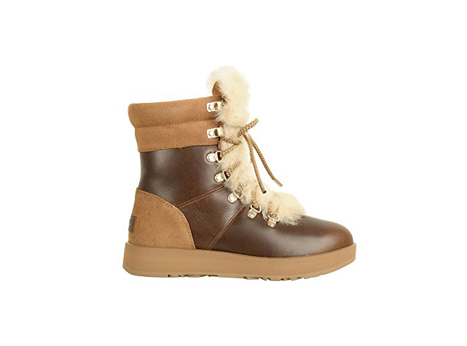 Ugg Viki Waterproof Lace Up Hiker Boots American Go