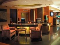 Hotel Jen Manila Club Lounge