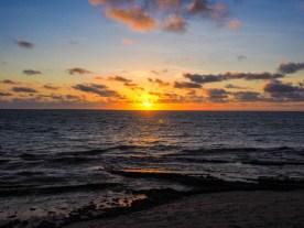 Sonnenuntergang in Anakao