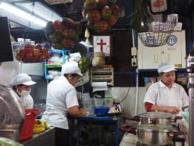 Mercado De Paloquemao, Bogota