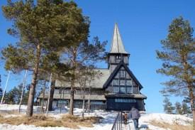 Holmenkollen, Oslo, Norwegen