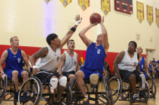 WheelChairBasketballClinic1